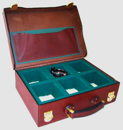 Six Reel Case