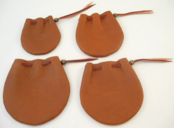 Leather Reel Bags